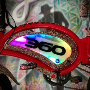 Good Vibe GLIDERS, VAUGHN LOWERY, 360 MAGAZINE
