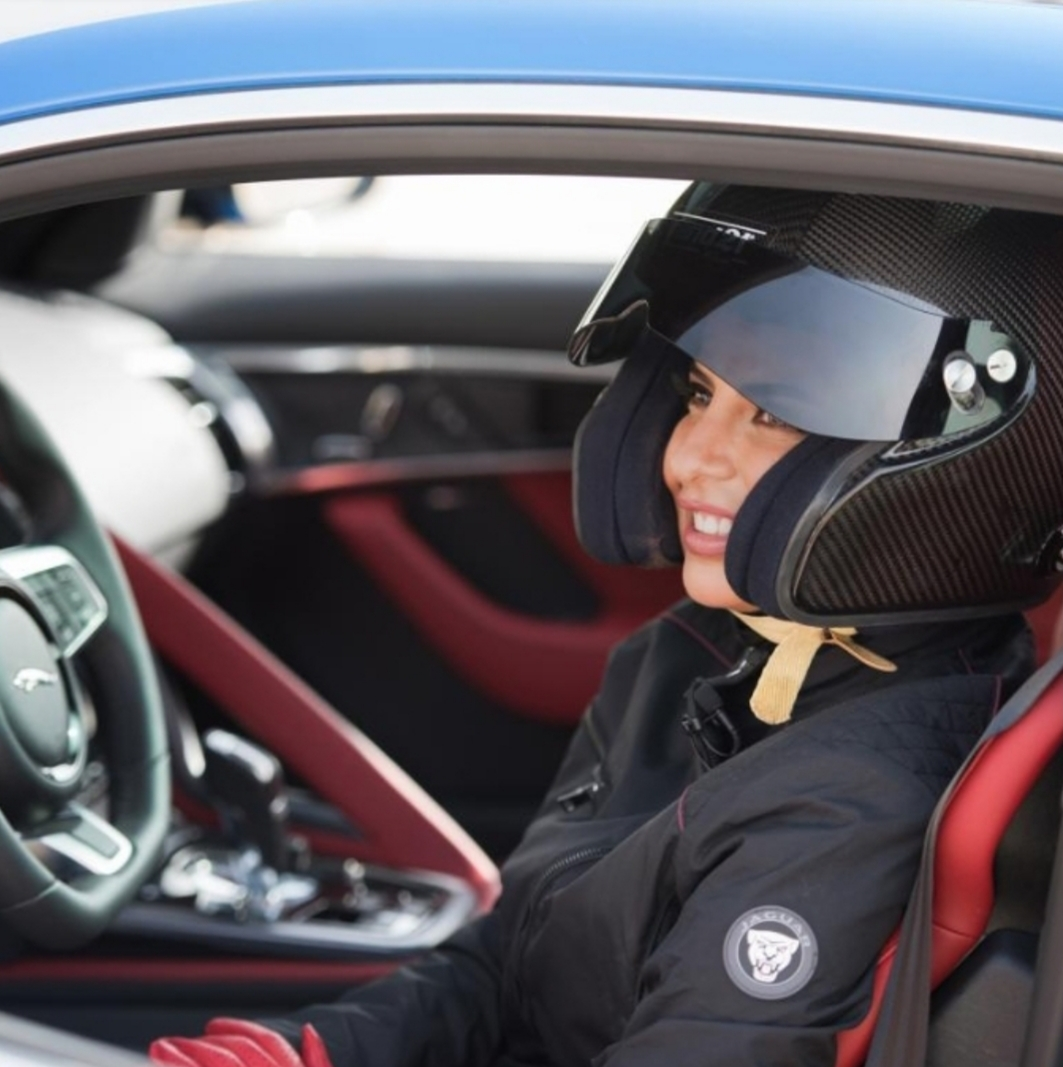 The Moment Before I Drove A Zonda F For: Historic Drive By Saudi Woman As Driving Ban Lifts