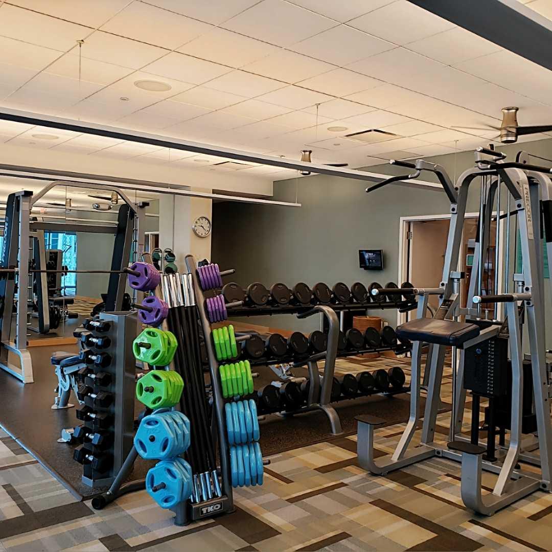 Fairmont hotel, 360 magazine, fitness, gym