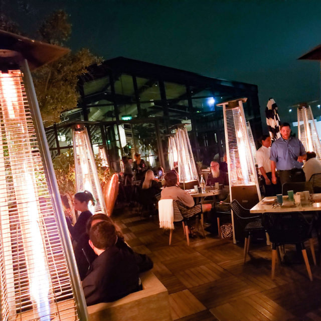 360 MAGAZINE, Margot Restaurant, LA, Los Angeles, Vaughn Lowery