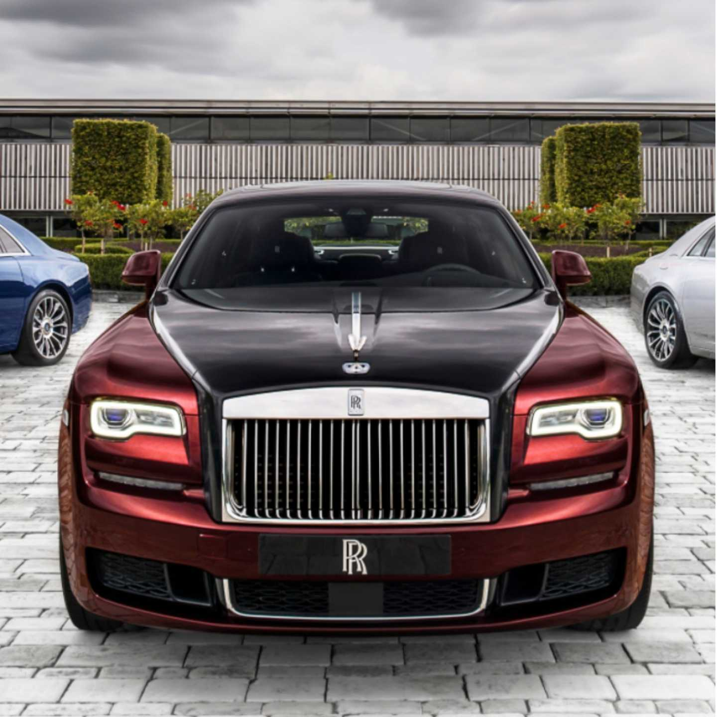 THE GHOST ZENITH, ROLLS-ROYCE, 360 MAGAZINE