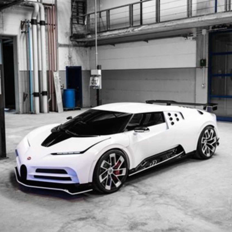 Bugatti, Centodieci, 360 MAGAZINE