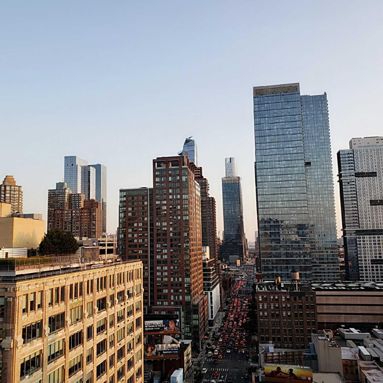 Lexus ES, Vaughn Lowery, 360 MAGAZINE, NYC, rooftop