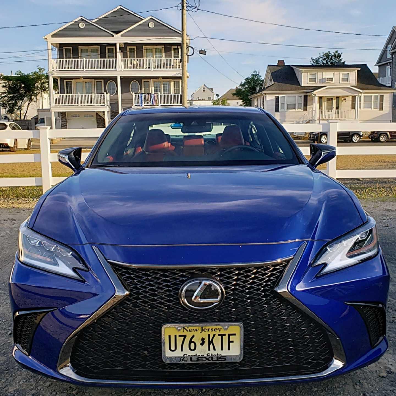 Lexus ES, Vaughn Lowery, 360 MAGAZINE, Seabrite Beach, NJ