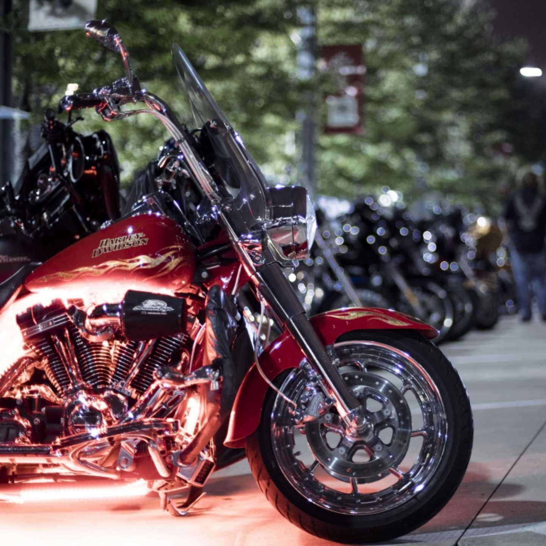Harley Davidson, 360 MAGAZINE, Tim McCormick