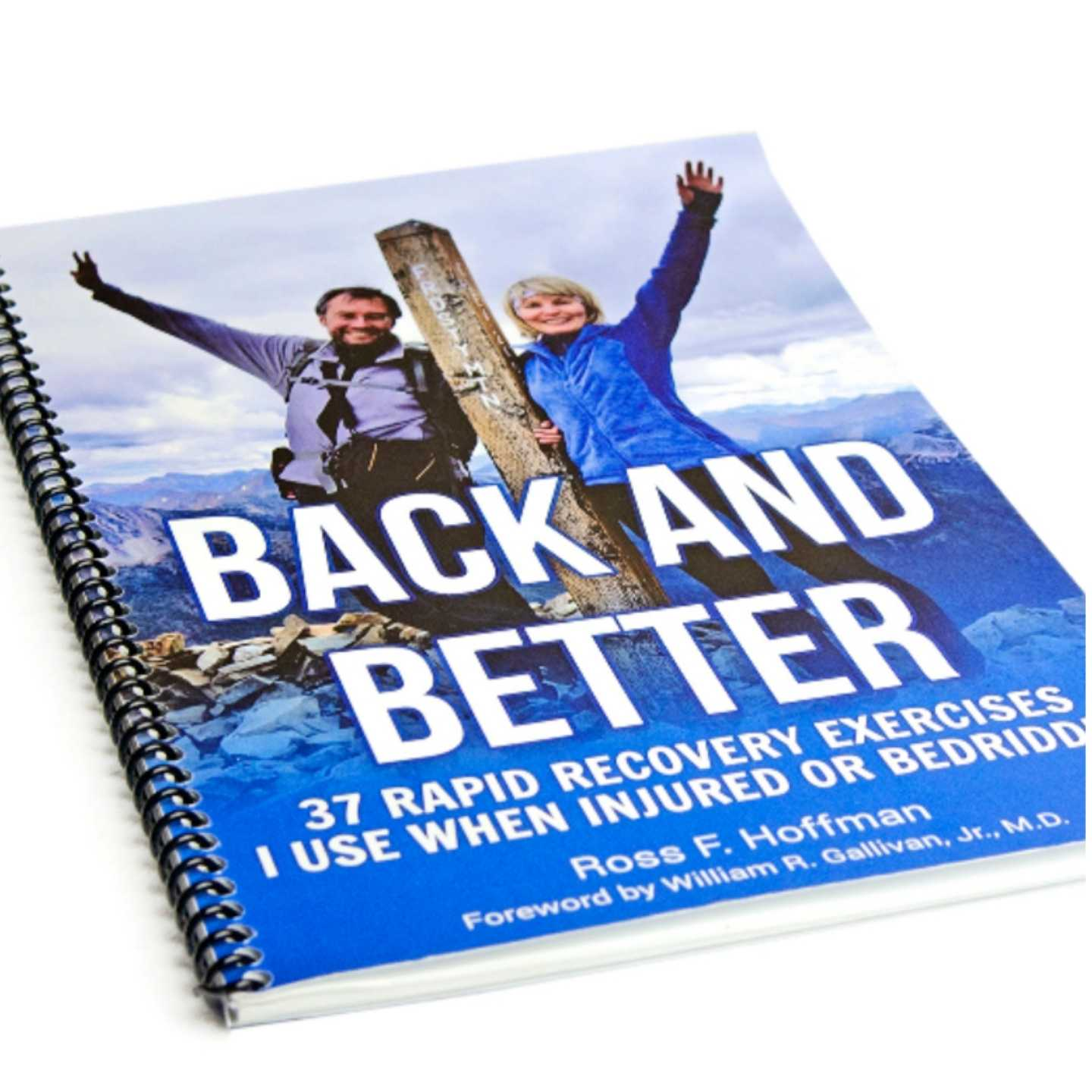 Back and Better, 360 MAGAZINE, Ross F. Hoffman