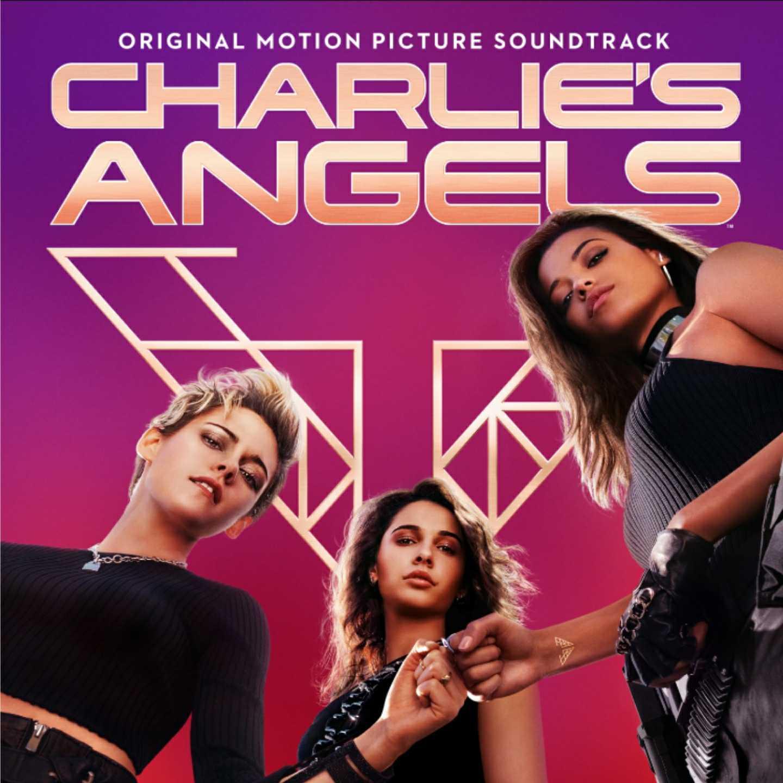 Charlie's Angels, Republic Records, Elizabeth Banks, Kristen Stewart , Ella Balinksa, 360 MAGAZINE, Naomi Scott, Ariana Grande