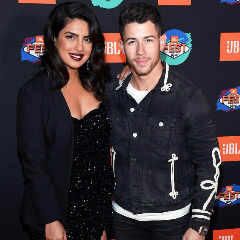 Priyanka Chopra Jonas, Nick Jonas, JBL FEST, 360 MAGAZINE, Las Vegas, Kevin Mazur, Travel