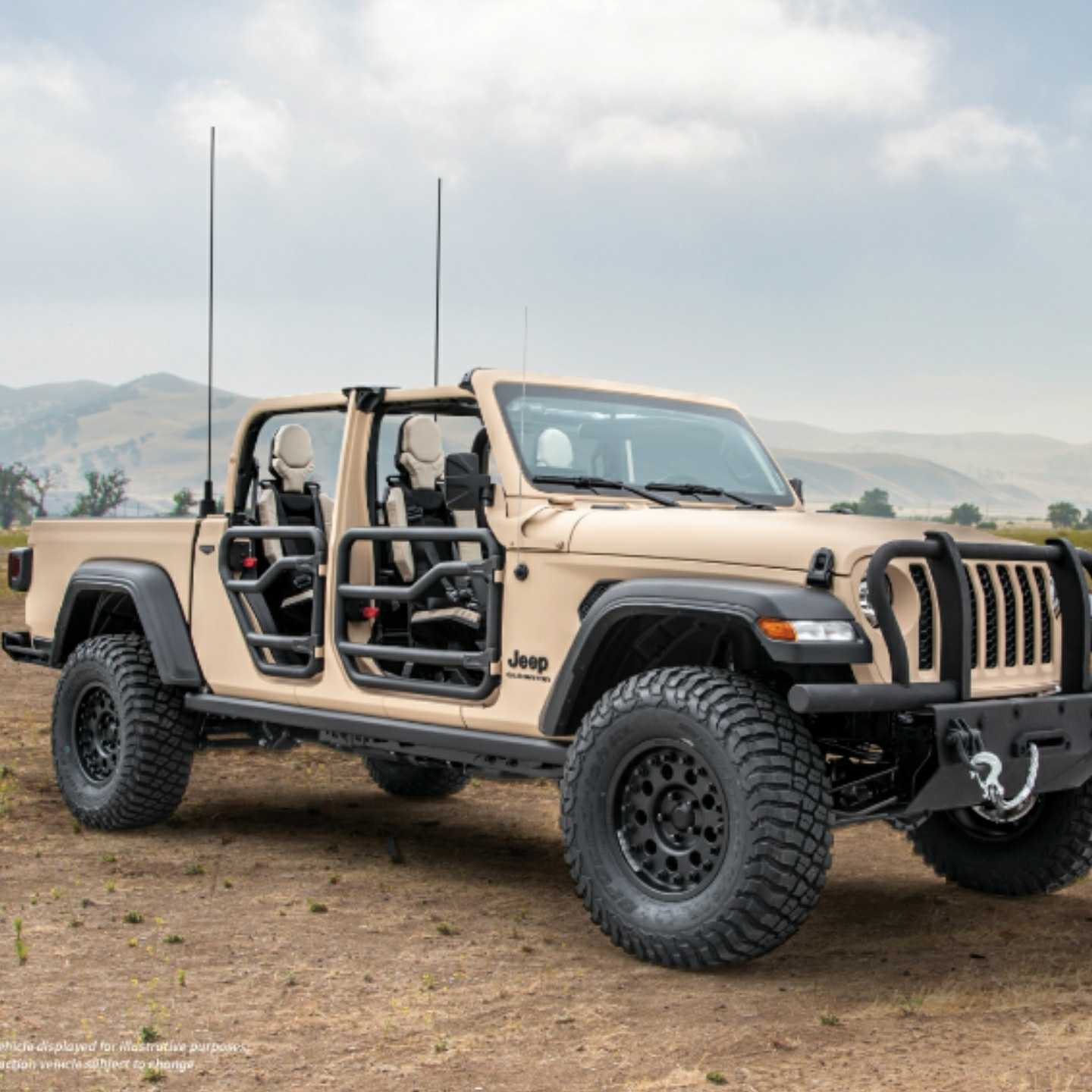 AM General,Fiat Chrysler, Jeep, 360 MAGAZINE