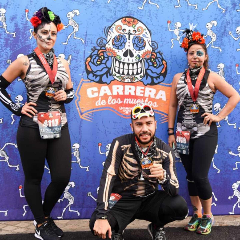 Carrera De Los Muertos 5k , 360 MAGAZINE