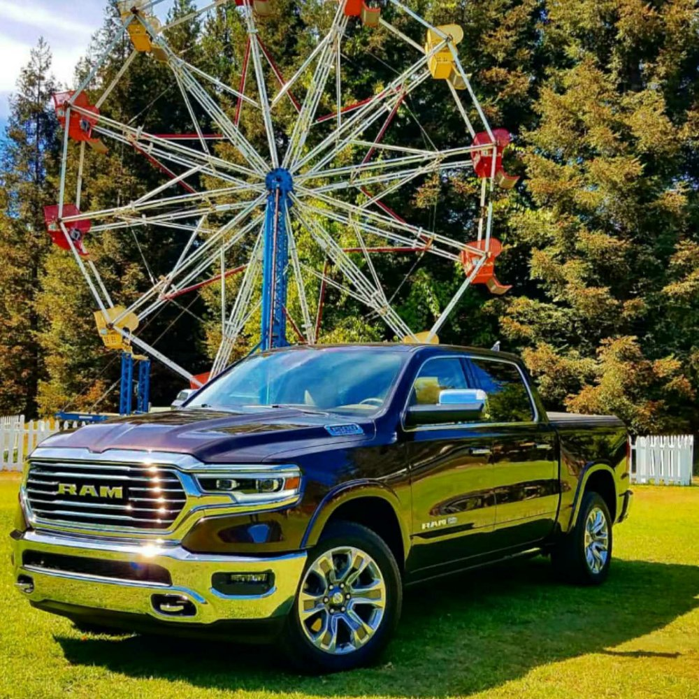 ram trucks, fiat Chrysler, Vaughn Lowery, 360 MAGAZINE, trucks