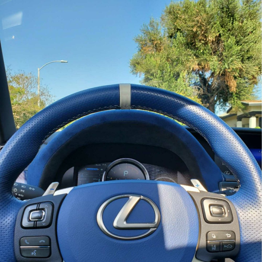 Lexus, GS F, Vaughn Lowery, Toyota, 360 MAGAZINE