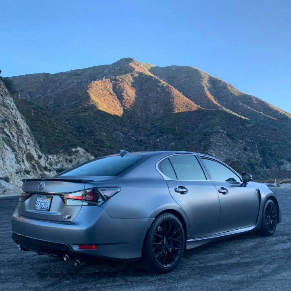 Lexus, GS F, Vaughn Lowery, Toyota, 360 MAGAZINE, Anthony Sovinsky