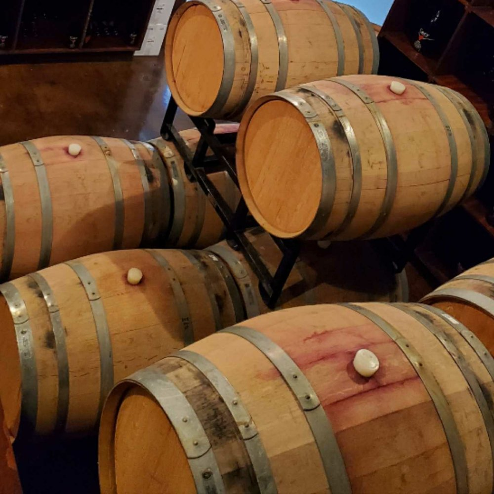 Wine barrels, wine tasting, carr winery, santa barbara, 360 MAGAZINE, Vaughn Lowery