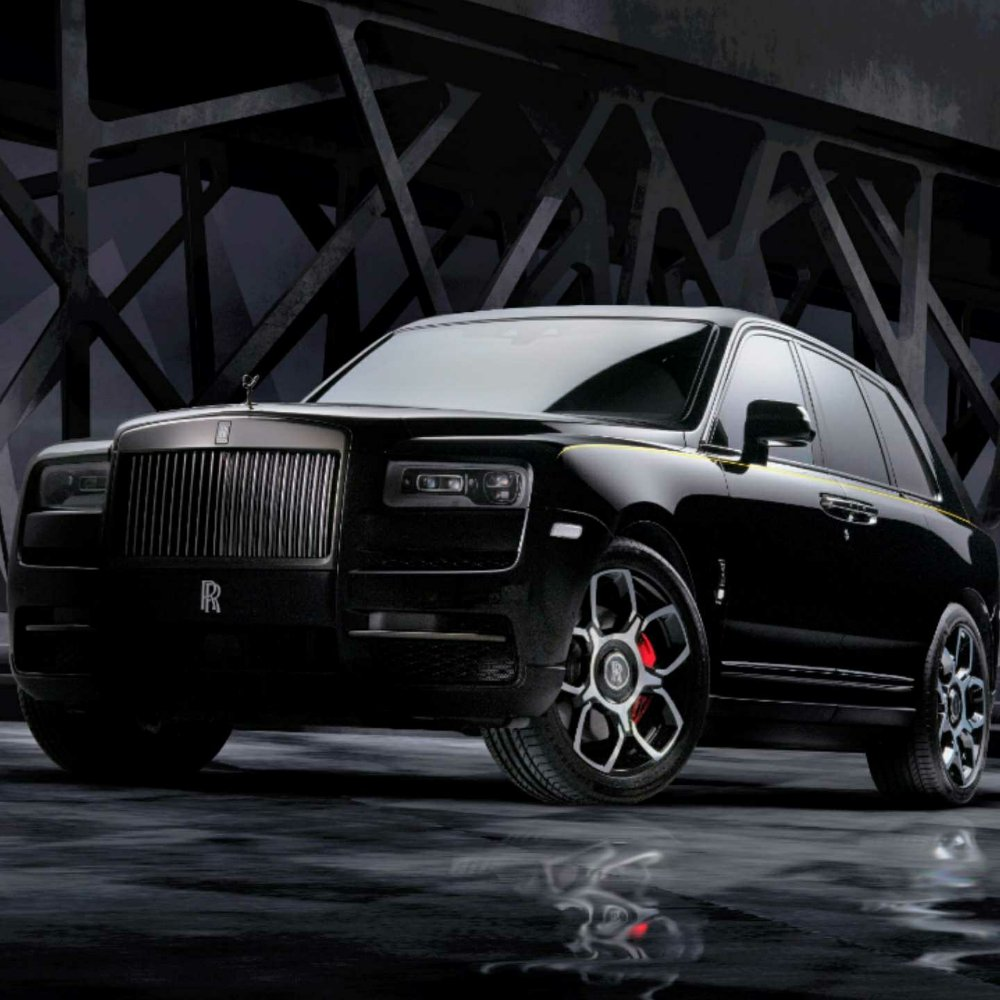 Rolls-Royce, black badge, bespoke, Vaughn Lowery, 360 MAGAZINE, automotive news, suv, luxury