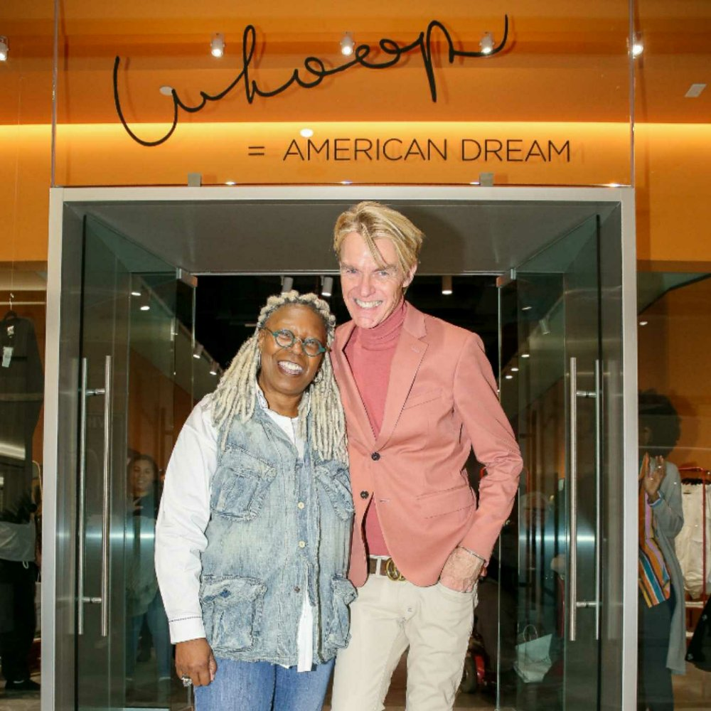 Whoopi Goldberg, ken downing, 360 MAGAZINE, Photo credit: BFA for American Dream