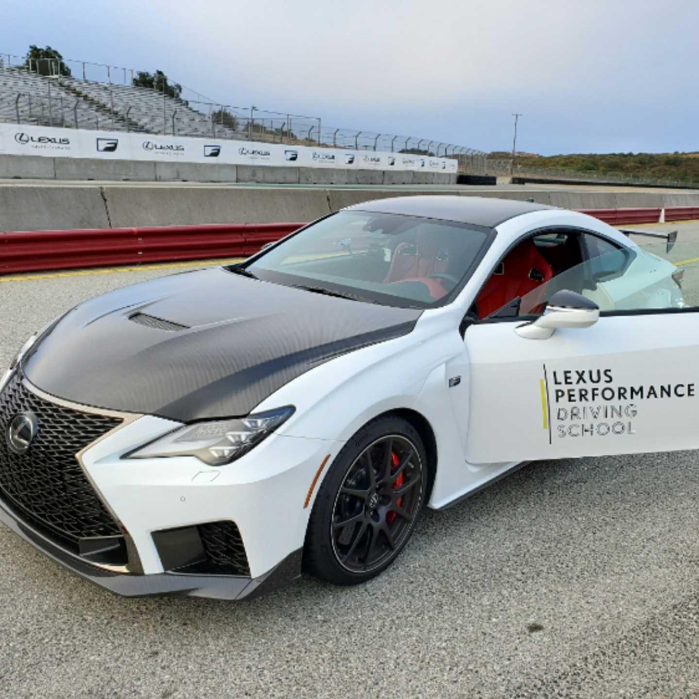 Lexus Performance Driving School, 360 MAGAZINE, Lexus, Toyota, WeatherTech Raceway Laguna Seca, Vaughn Lowery