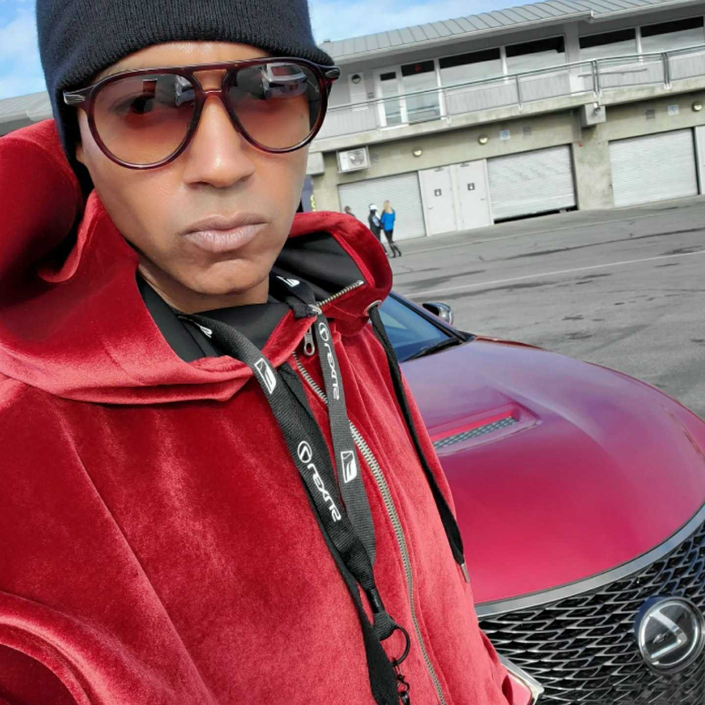 Ivy park, Vaughn Lowery, 360 MAGAZINE, 360, Lexus, lexus performance driving school, Toyota, japan