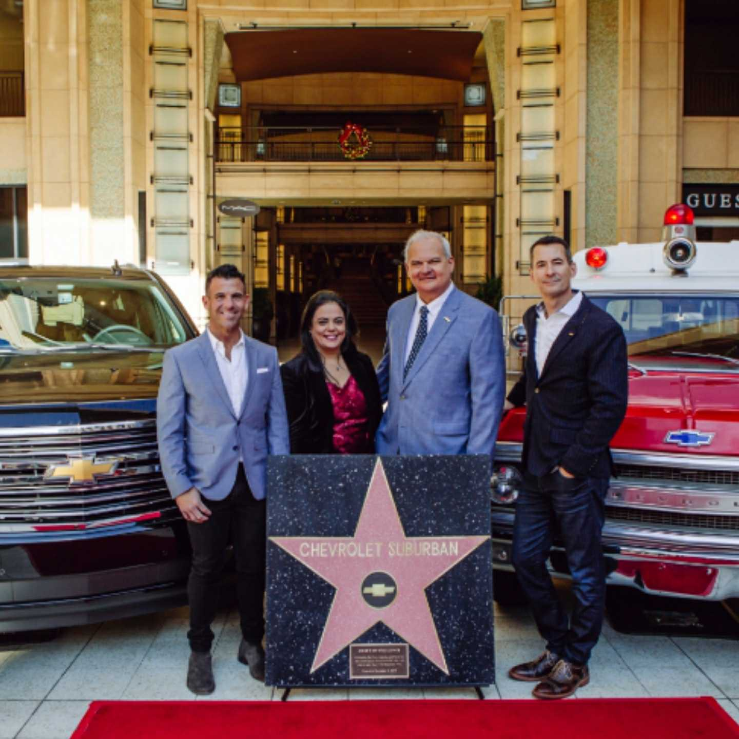 Chevy Tahoe, Chevrolet Suburban, Hollywood star, 360 MAGAZINE