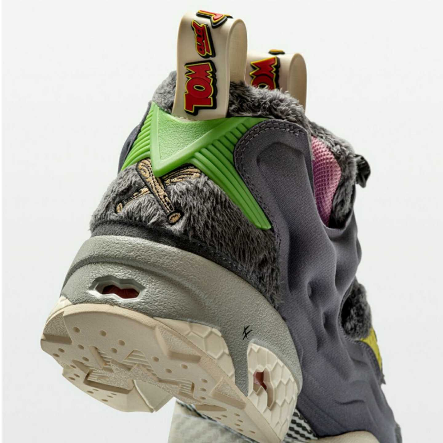 Reebok, Adidas, 360 MAGAZINE, cartoon, Tom & Jerry, Instapump Fury, unisex, apparel, collection