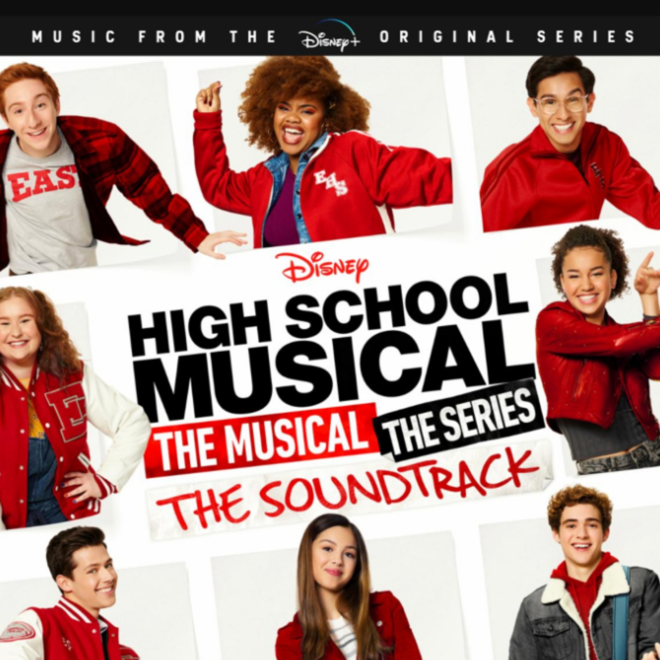 High School Musical, the series, Disney, 360 MAGAZINE
