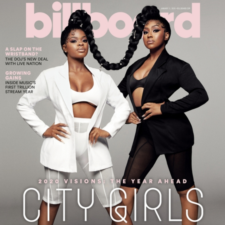 City Girls, rap, hip-hop, 360 MAGAZINE, Capitol Music Group, duo, Billboard Magazine