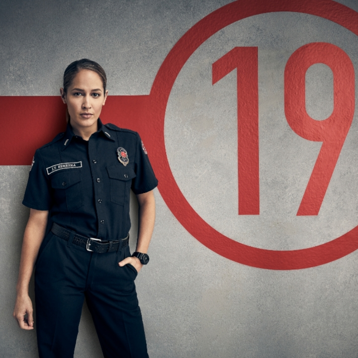 JAINA LEE ORTIZ, station 19, abc network, tv series, Hollywood, entertainment, celebrity, Vaughn Lowery, 360 MAGAZINE