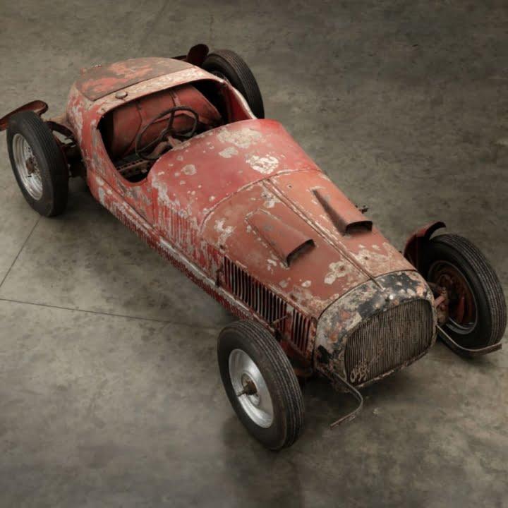 Thornley Kelham , Alfa Romeo 6C 1750 SS, 360 MAGAZINE