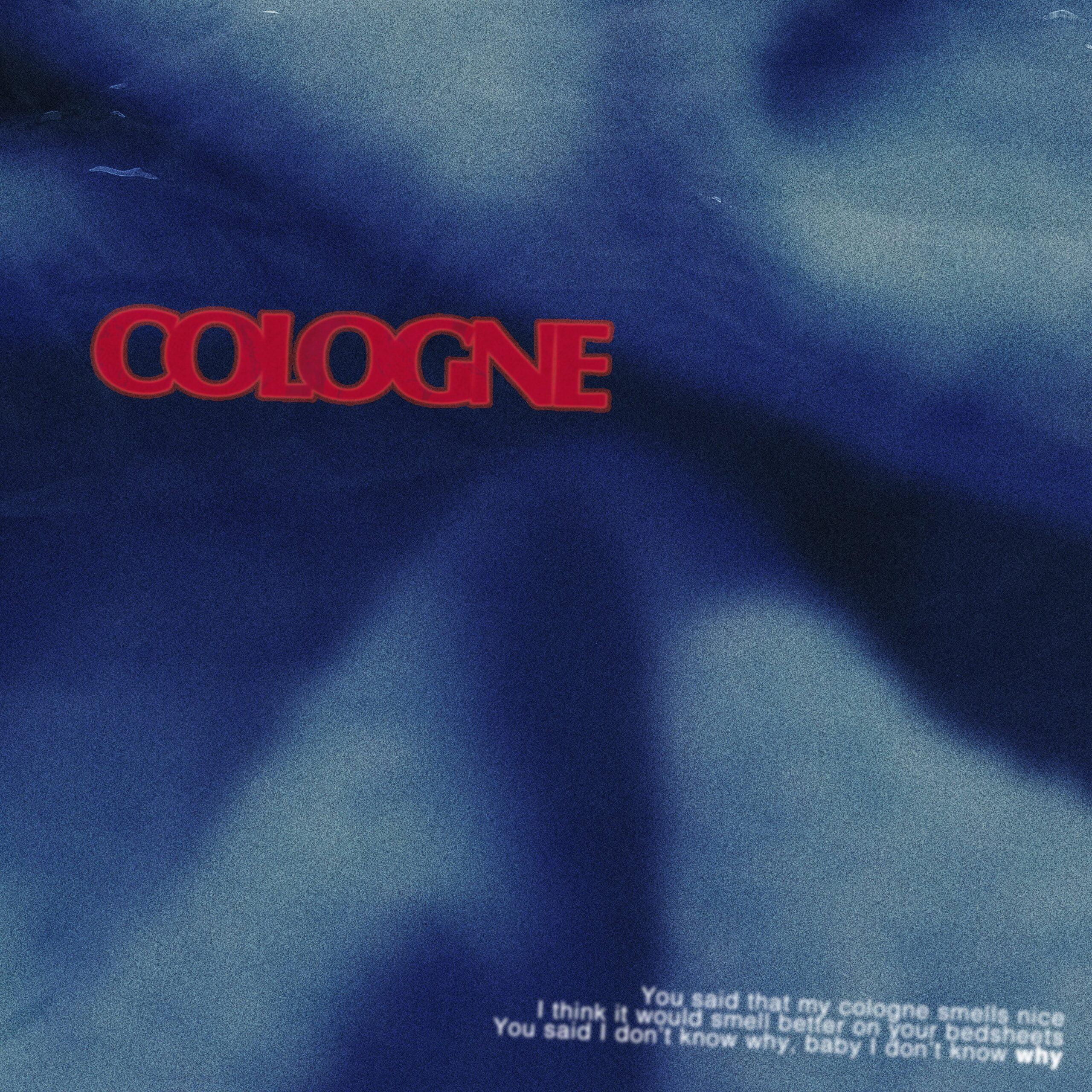cologne, alec wigdahl, album cover, 360 magazine, vaughn lowery, abigail baldwin