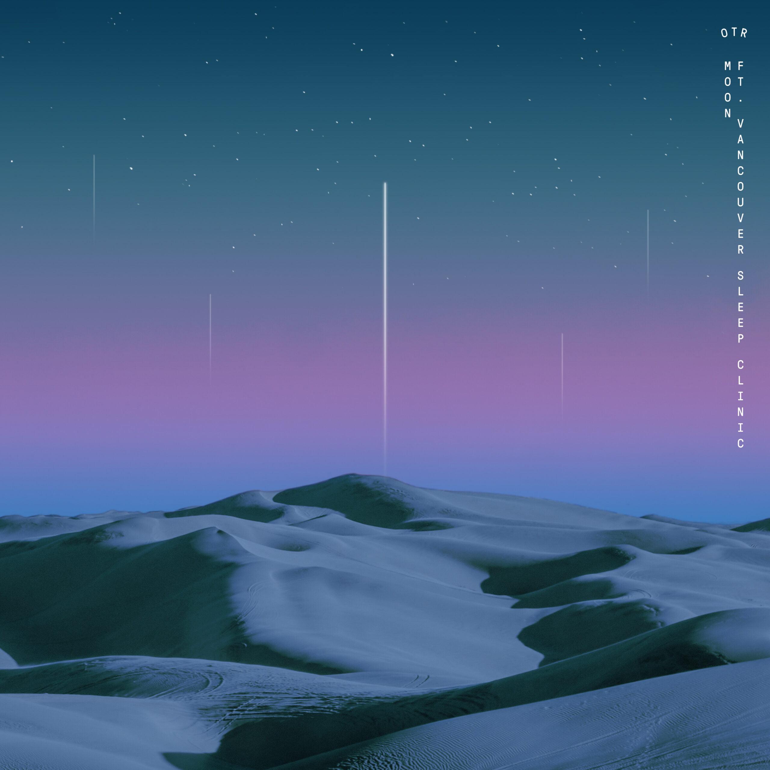 OTR, Moon, single artwork
