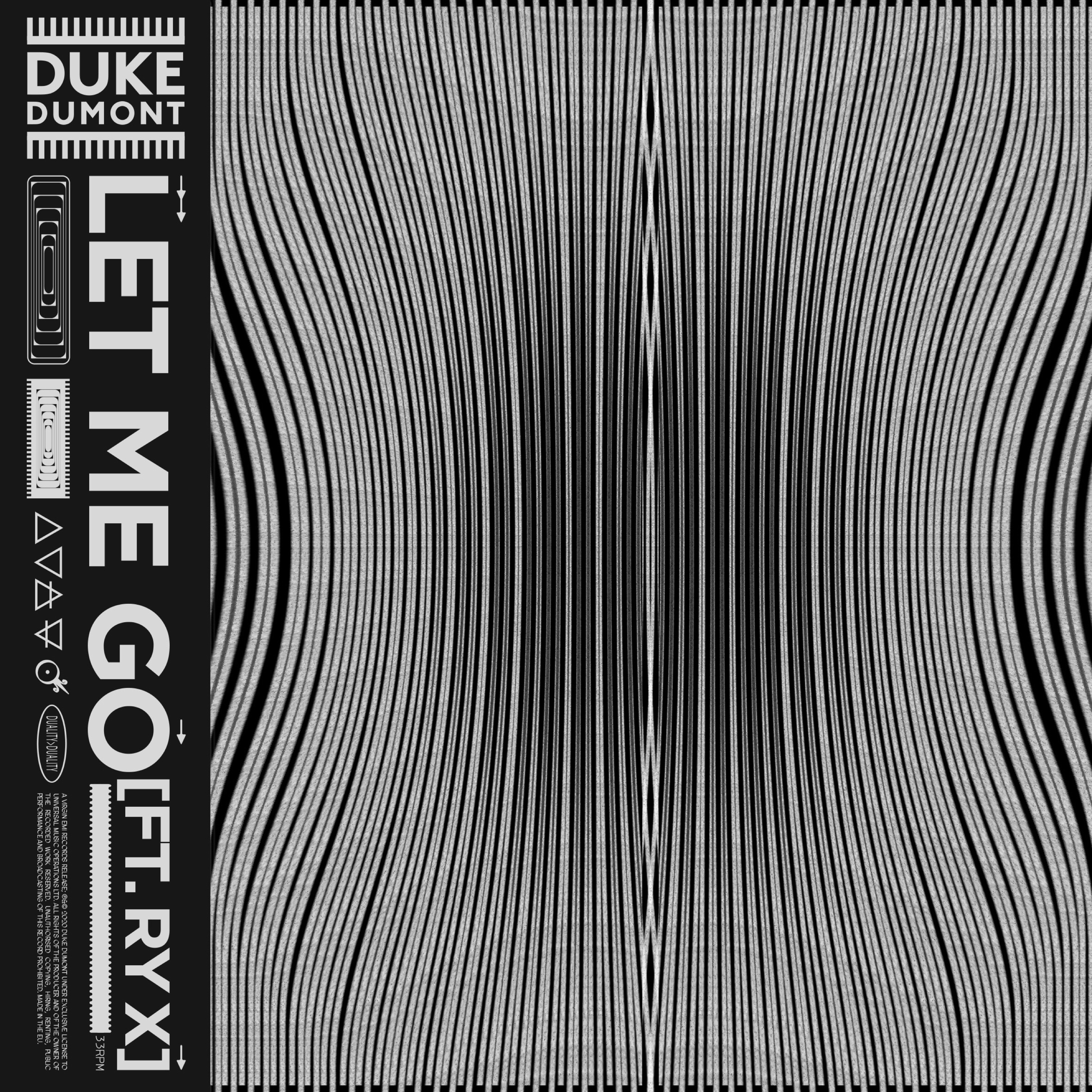 Duke Dumont, Let Me Go, Vaughn Lowery, 360 Magazine,