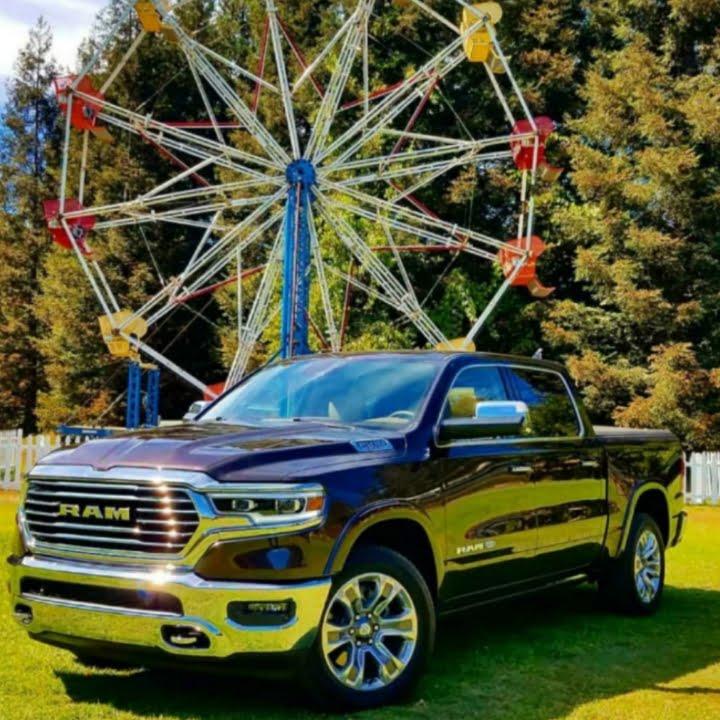 pickup, trucks, 360 MAGAZINE, Vaughn Lowery