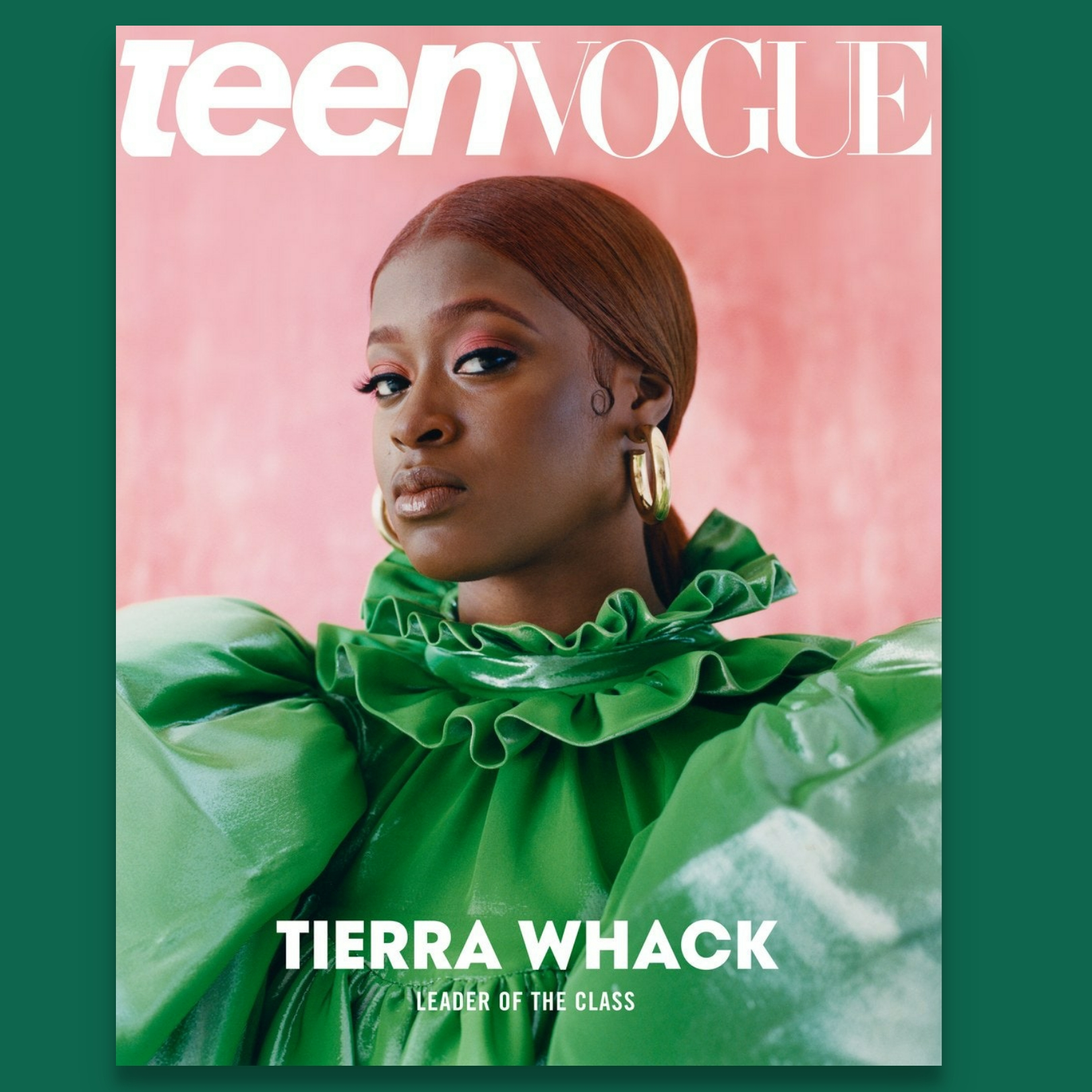 Teen Vogue, Tierra Whack, 360 MAGAZINE, Interscope Records