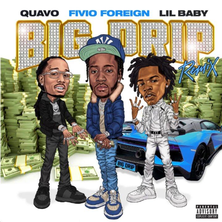 Lil Baby, Fivio Foreign, Quavo, 360 MAGAZINE