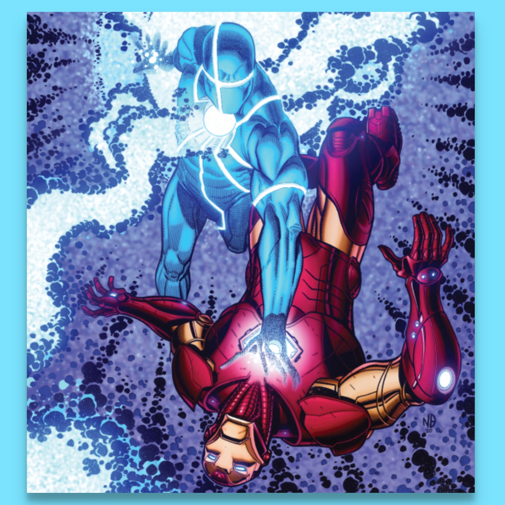 Iron Man, Marvel, Disney, 360 MAGAZINE