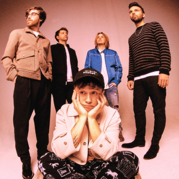 Nothing But Thieves, RCA RECORDS, 360 MAGAZINE