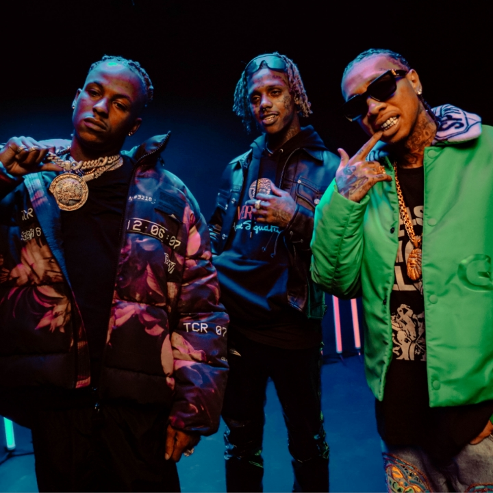 Tyga, rich the kid, famous dex, 360 MAGAZINE