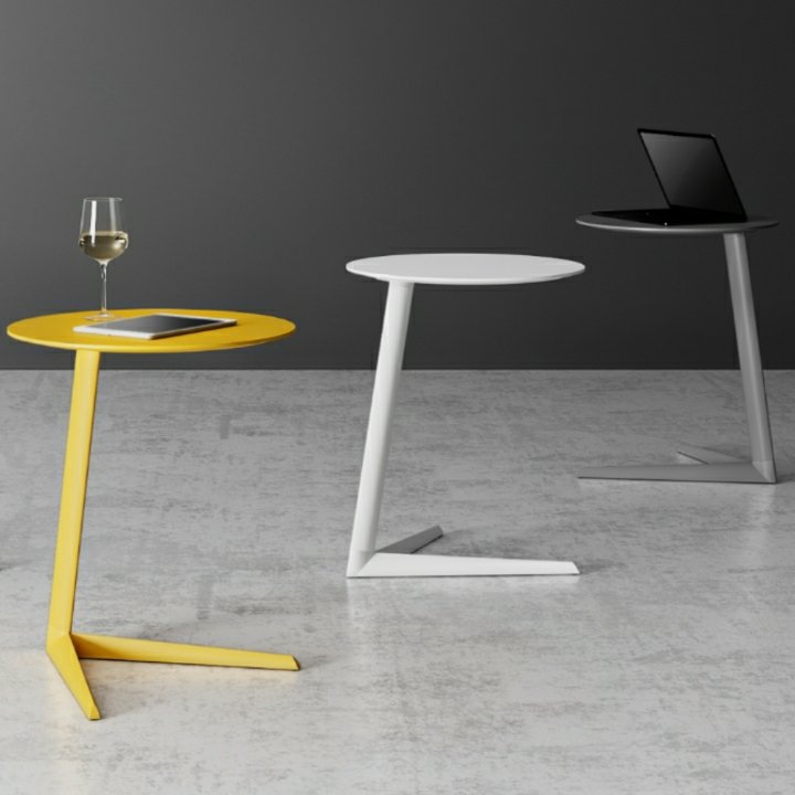 Milo, BDI, 360 MAGAZINE, desk, table, furniture