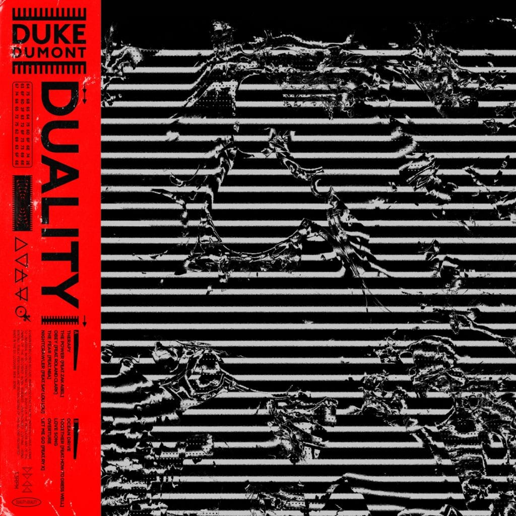 Duke Dumont, Duality, Umusic, Vaughn Lowery, 360 Magazine,