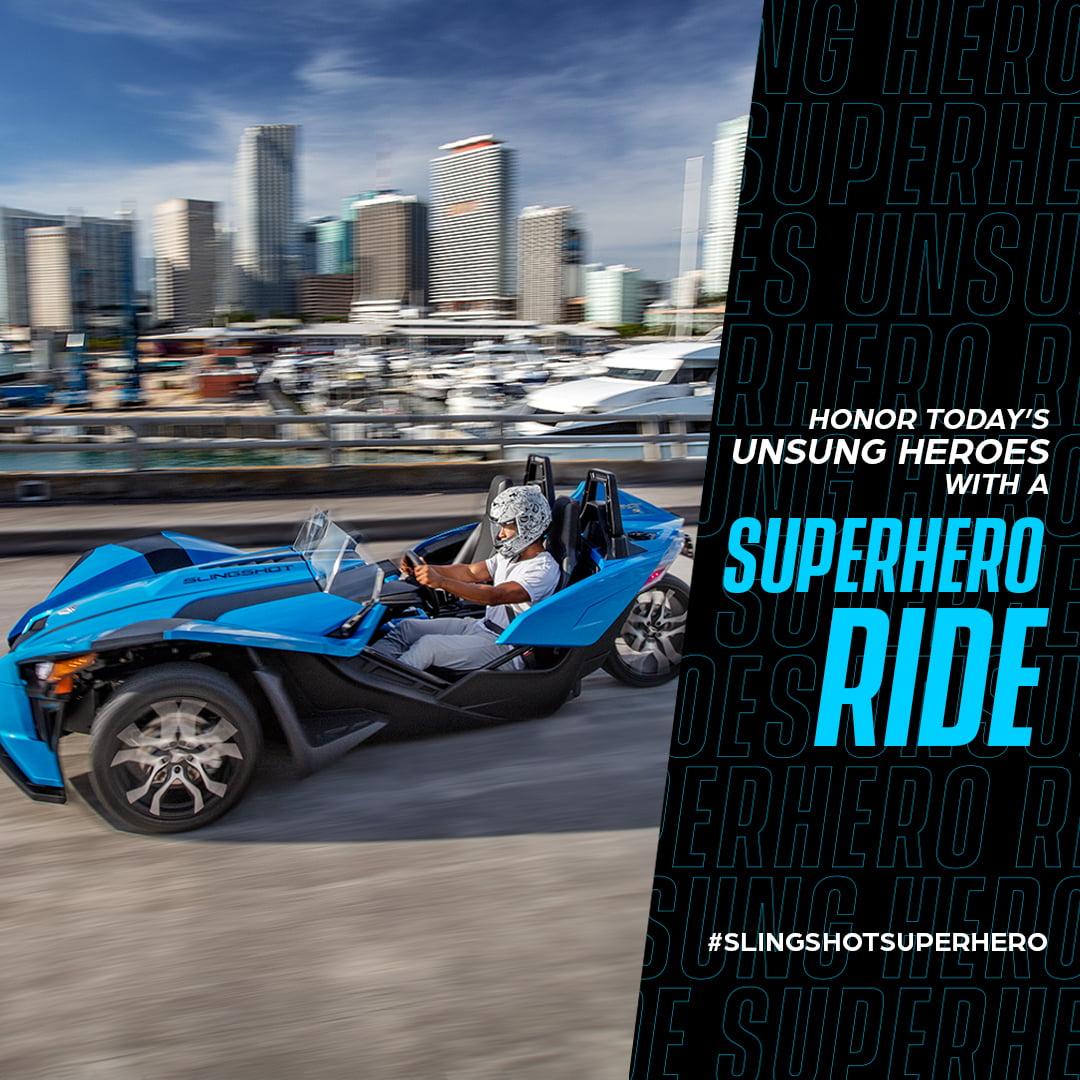 Polaris SLINGSHOT, auto, motorcycle, 360 MAGAZINE
