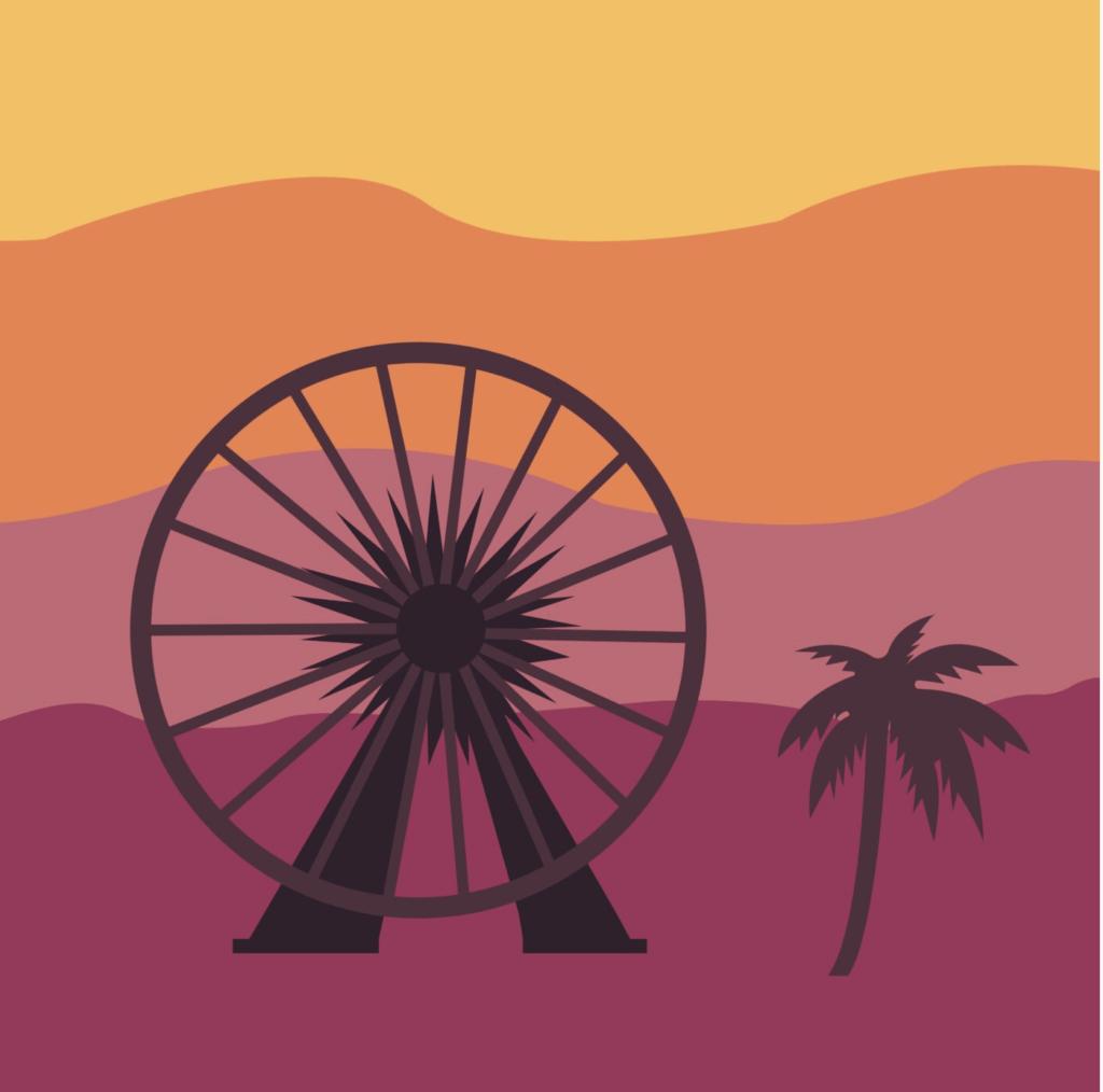 ferris wheel, 360 MAGAZINE