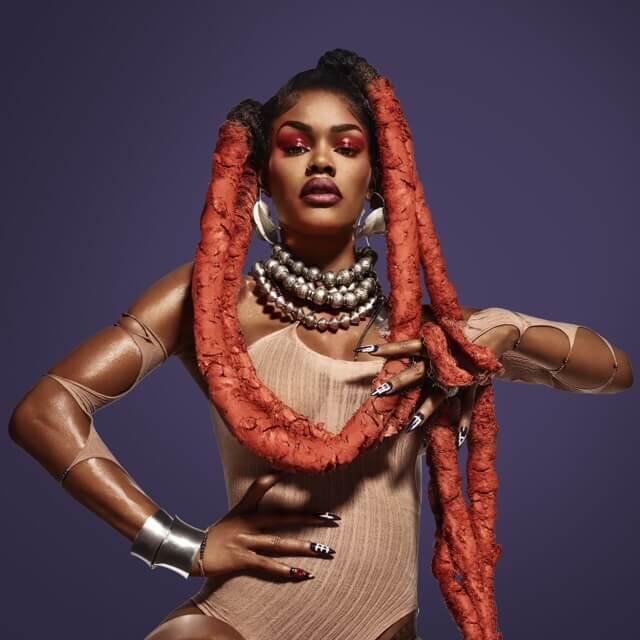 teyana Taylor, K.T.S.E, MSNBC, woman, black, artist, r&b, singer, woman,