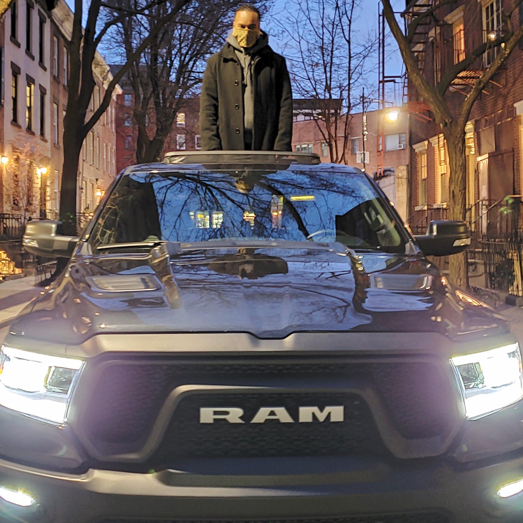 Ram Trucks, 360 MAGAZINE, Vaughn Lowery