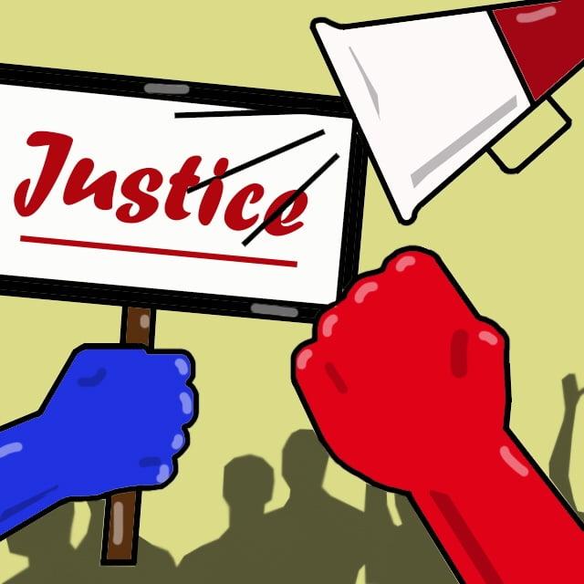 360 Magazine, Justice, Protest