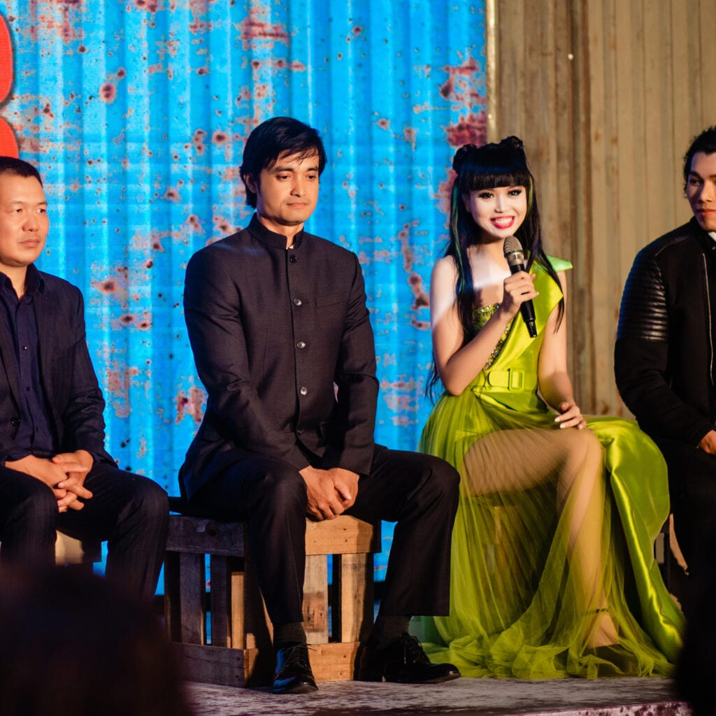 Jessica Minh Anh, Vaughn Lowery, 360 Magazine