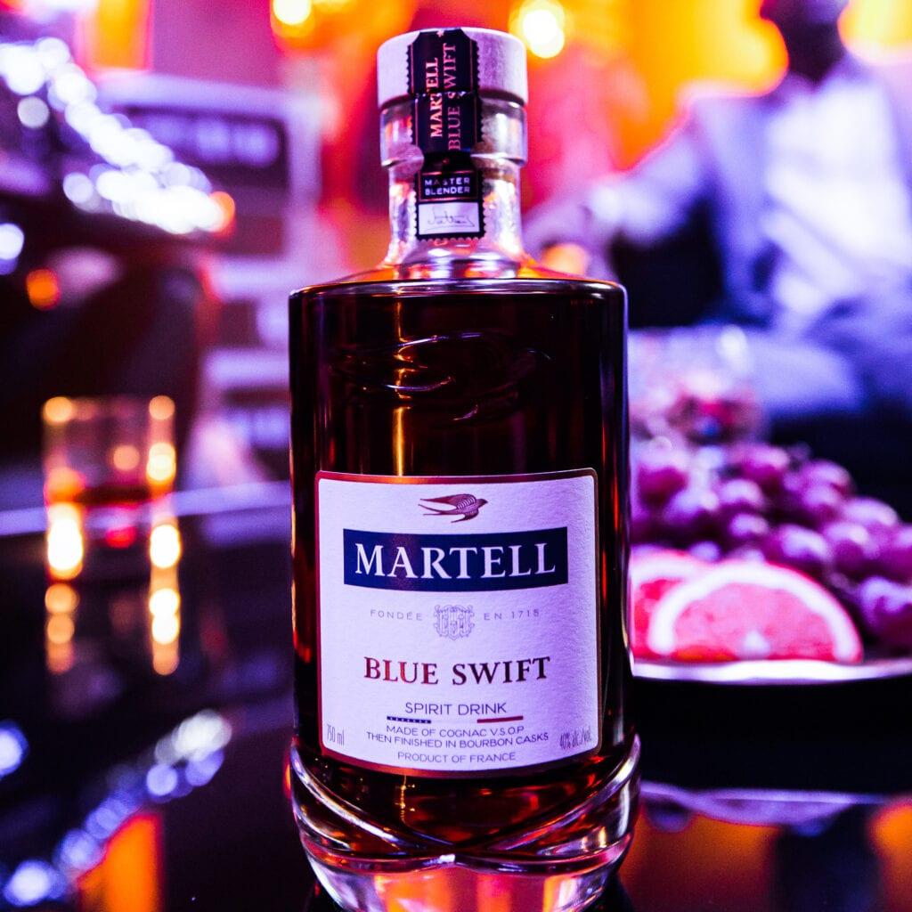 Martell Cognac, 360 Magazine, Vaughn Lowery