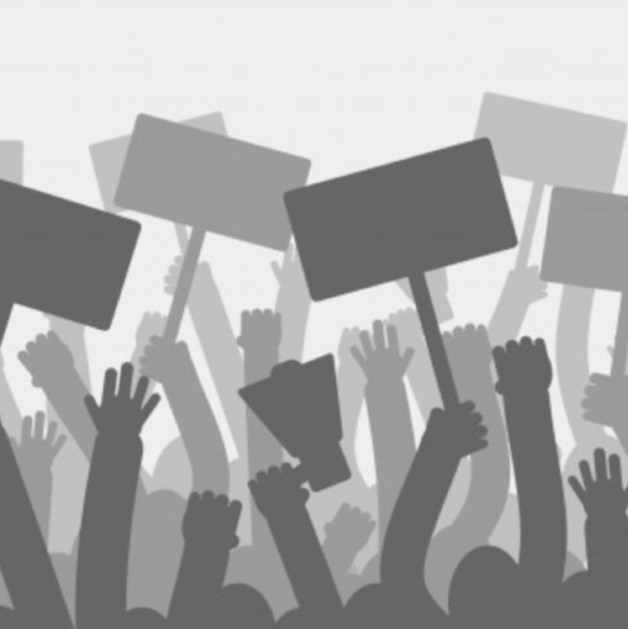 360 Magazine, Protests, VFILES