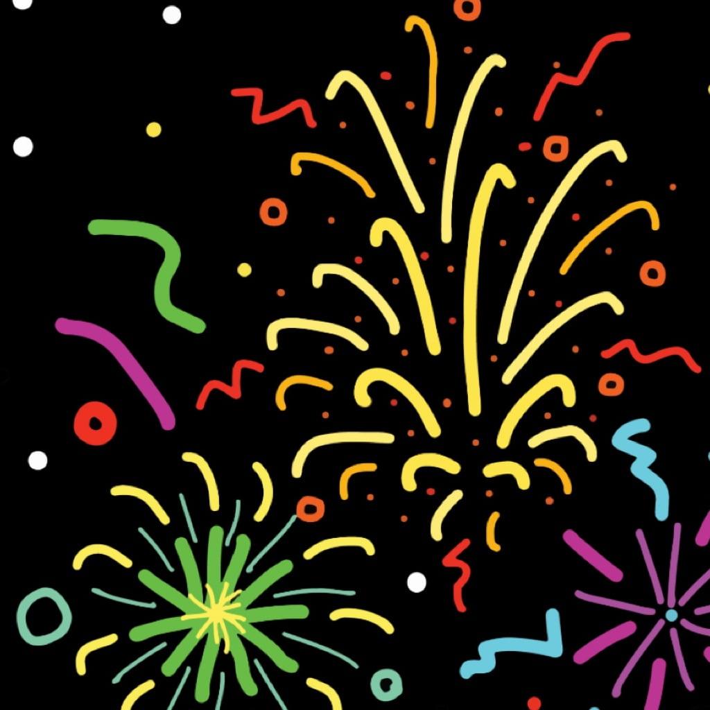 Mina Tocalini, 360 Magazine, Fireworks