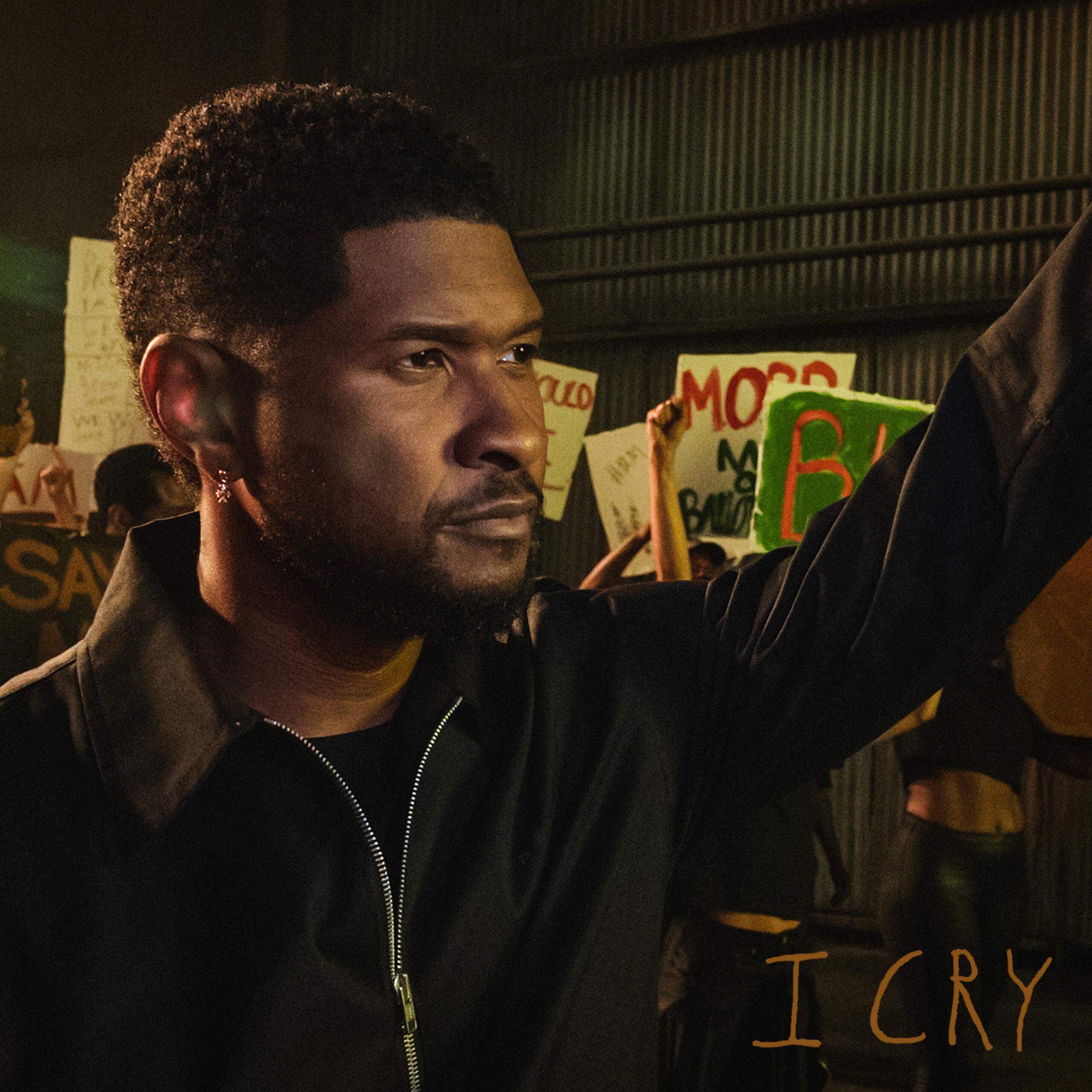 Usher, Vaughn Lowery, 360 Magazine