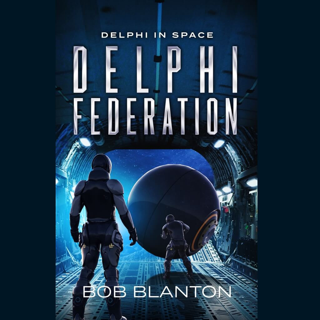 360 Magazine, Vaughn Lowery, Delphi Federation, Delphi Series, Space books, Bob Blanton